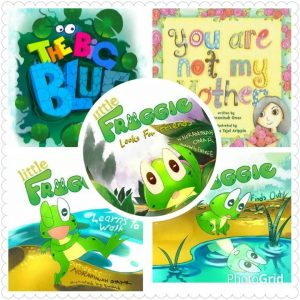pic 5 books