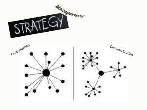 Centralised Management