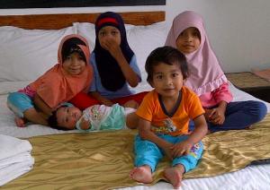 5 kids mine