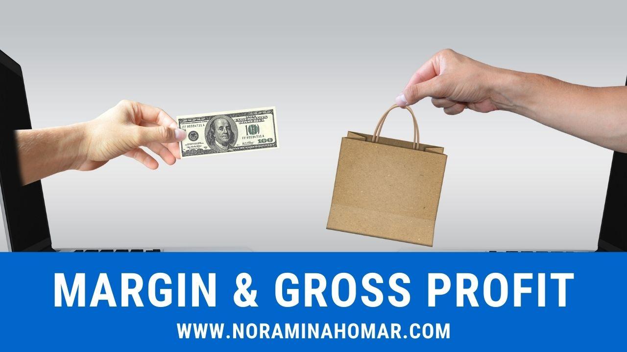 margin dan gross profit