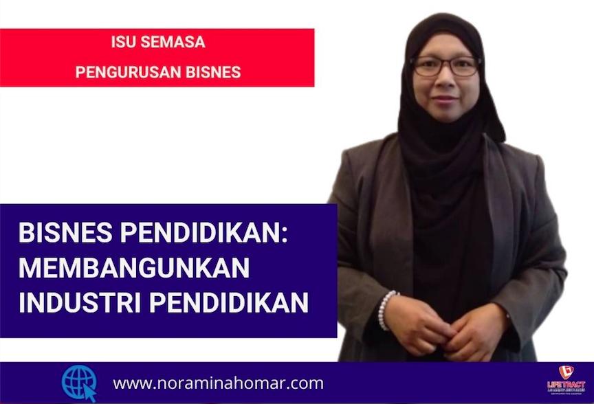 Noraminah Omar Pendidikan Bisnes